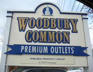 Woodbury Commons Outlet